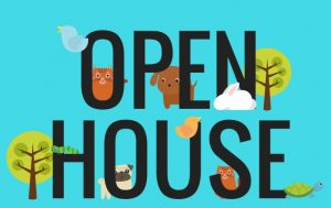 Alley Cat Open House! Bring your pets in costume!