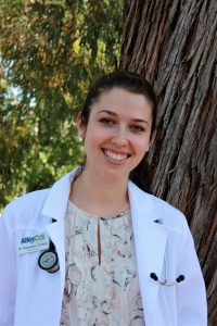 Meet our new Veterinarian: Dr. Rebekah Zahedi