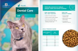 Hills Feline Dental Care